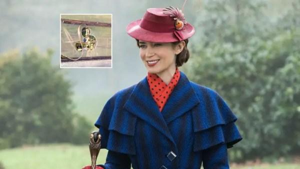 Hidden Mickeys in Mary Poppins Returns