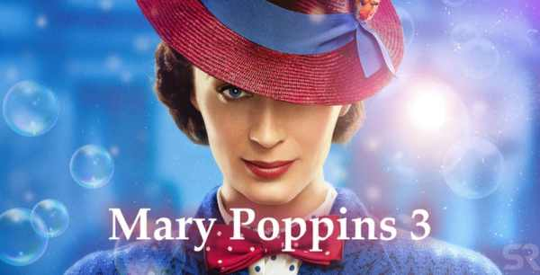 Is Mary Poppins Returning to 17 Cherry Tree Lane a Third Time?