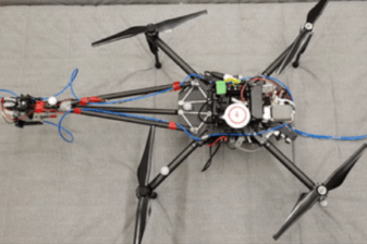 Disney Research Presents PaintCopter For Accurate and Fast Painting