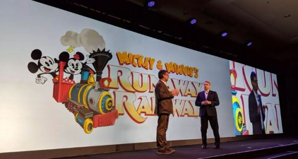 Disney and Panasonic, Perfect Partnership For New Mickey-Themed Ride