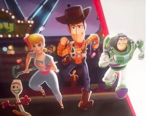 Sneak Peek at Toy Story 4