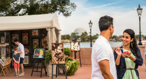 2019 Epcot Festival of The Arts Passport Released