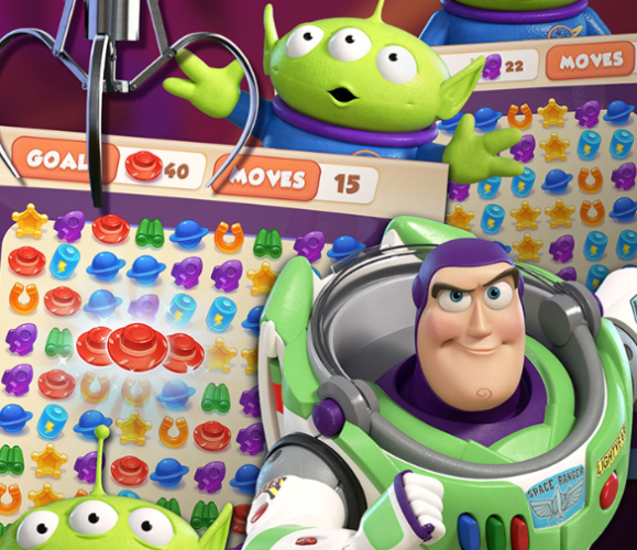 Disney and Big Fish Games To Release Toy Story Drop! Mobile Game This Spring 2