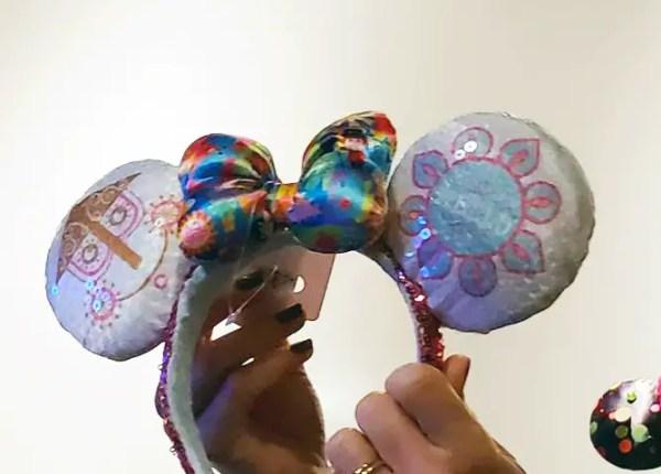 Beautiful It's a Small World Minnie Ears Coming Soon 2