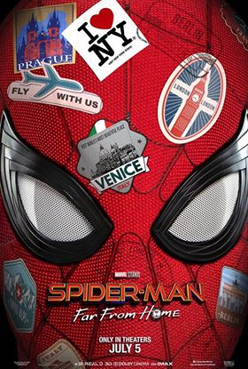 Marvel Studios has Released a New Trailer for Spider-Man: Far From Home 1