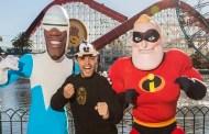Television's Trevor Noah Encounters Incredible Heroes at Pixar Pier