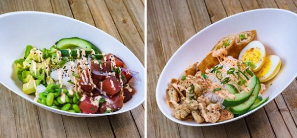 New Menu Introduced At White Water Snacks At Disney's Grand Californian Hotel & Spa At The Disneyland Resort 2