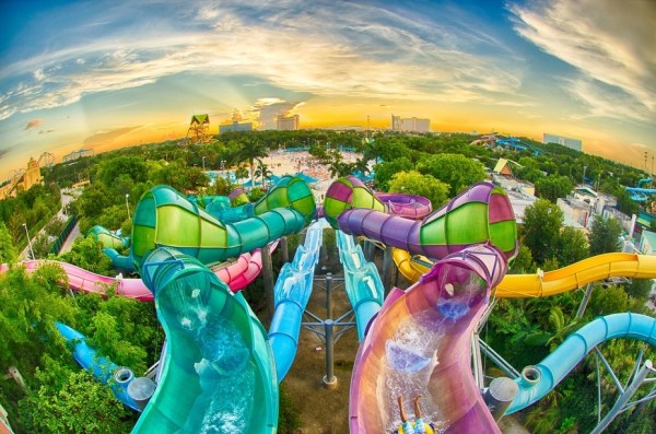 Water Parks to Close for One Day Due to the Cold Weather in Florida.