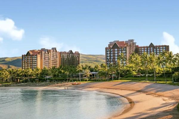 Pool Refurbishments Coming to Disney's Aulani Resort
