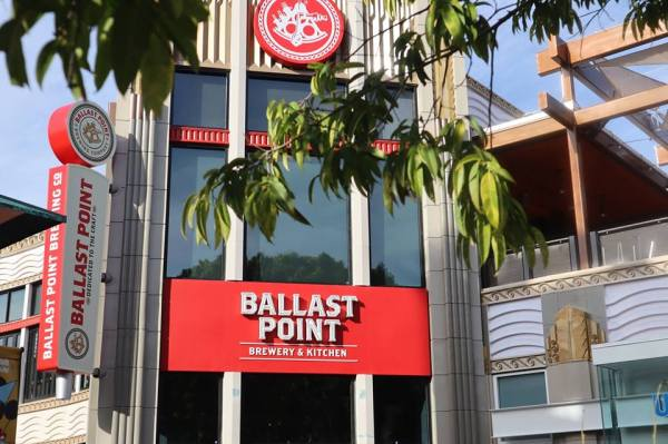 Ballast Point Restaurant is Opening in Downtown Disney!
