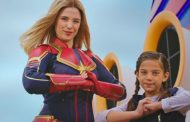 All Things Captain Marvel Coming to Disney Parks and DCL