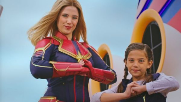 Take a Look at all things Captain Marvel Coming to Disney Parks and DCL