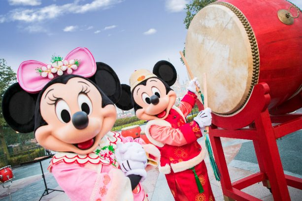 Celebrate the Chinese New Year Traditions with a Magical Twist at Shanghai Disney Resort