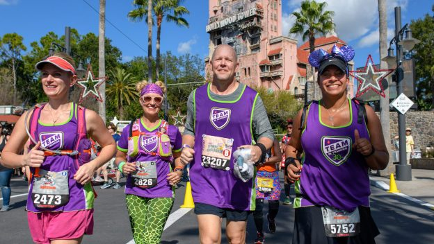 Marathoner Tackled the Dopey Challenge While Undergoing Treatments.