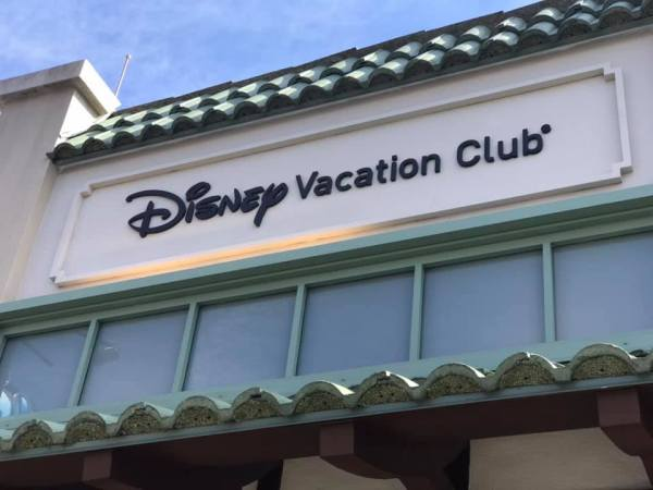 A New DVC Kiosk Spotted at Hollywood Studios.