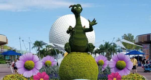 Figment Annual Passholder Magnet Coming to Walt Disney World