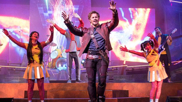 Guardians of The Galaxy-Awesome Mix Live is Returning!