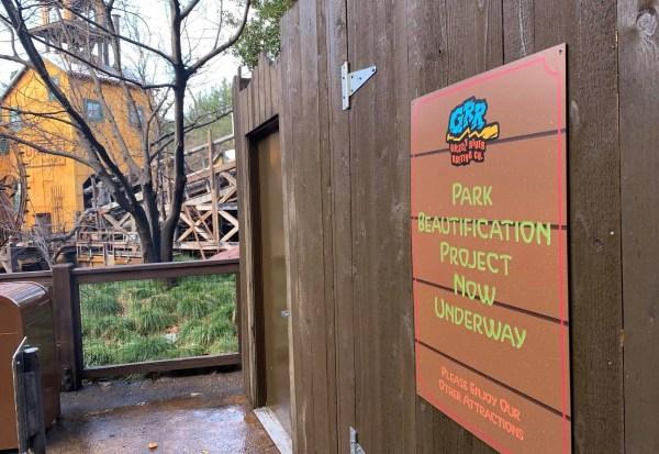 Disney California Adventure's Grizzly River Run Closes for Refurbishments