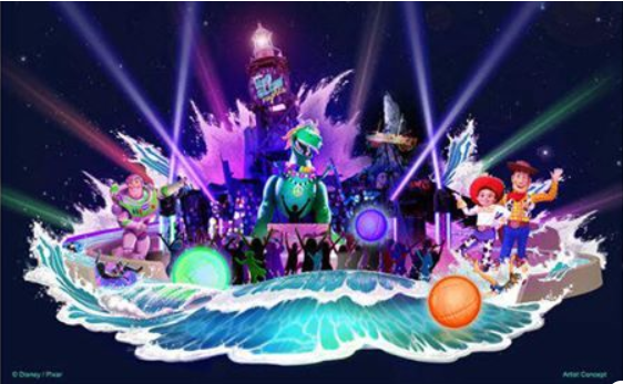 H20 Glow Nights to Return to Typhoon Lagoon Summer 2019