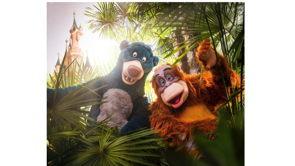 The Lion King & Jungle Festival At Disneyland Paris Starts June 30th!