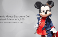 Rock The Dots Limited Edition Minnie Mouse Signature Doll