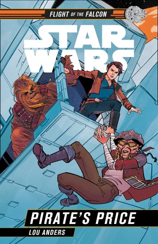 Take a Peek At The New Star Wars: Pirate's Price Book 2