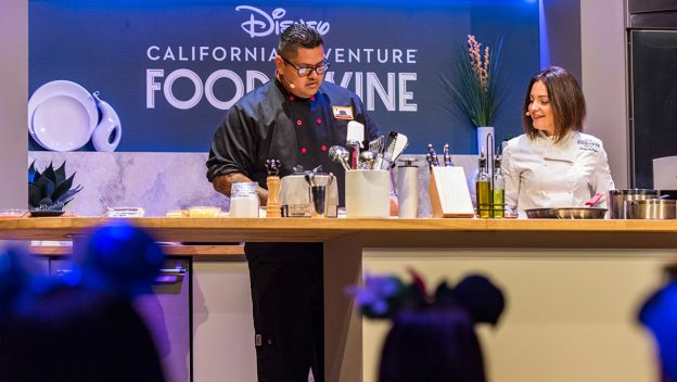 Reservations for California Adventures Food & Wine Now Available!