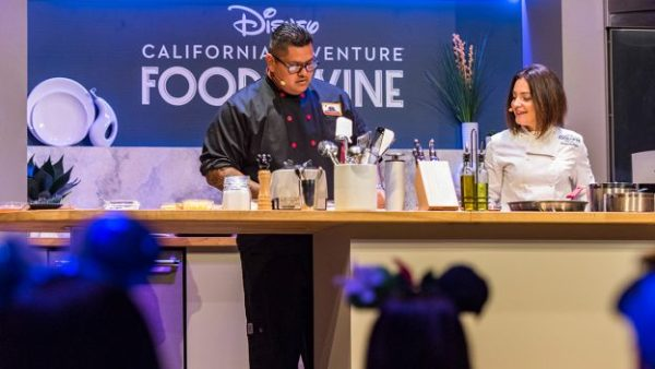 Reservations for California Adventures Food & Wine Festival Now Available!