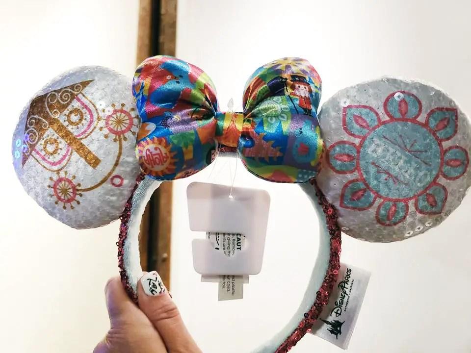 Beautiful It's a Small World Minnie Ears Coming Soon