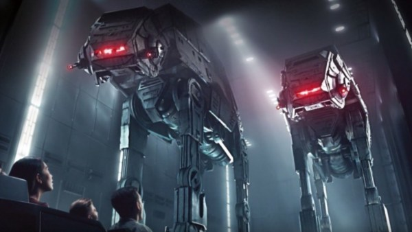 Will Star Wars: Rise of the Resistance have a 28 minute run time?