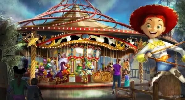 New At Disneyland 2019