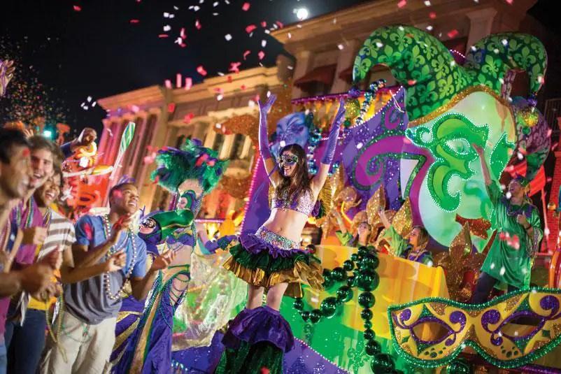 Mardi Gras Returns To Universal Orlando Resort In 2019