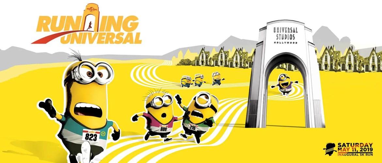 Registration Savings for Running Universal™ Inaugural 5K