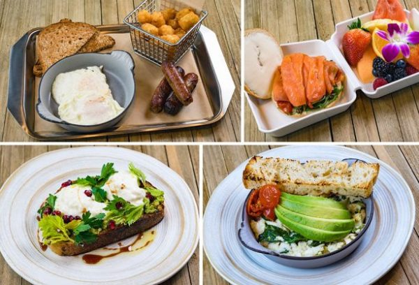 New Menu Introduced At White Water Snacks At Disney's Grand Californian Hotel & Spa At The Disneyland Resort 1