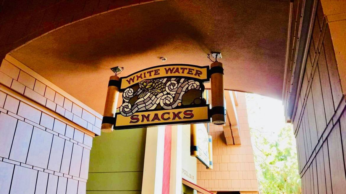 White Water Snacks Reopens At Disney's Grand Californian Hotel And Spa