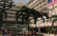 A Man Has Jumped From the Hyatt Regency Inside of the Orlando Airport