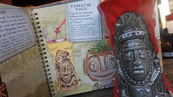 New Tiki Mugs and Drinks Arrive At Trader Sam's Enchanted Tiki Bar 5