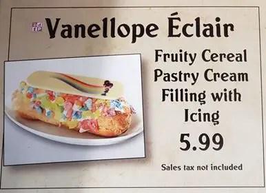 Vanellope Eclair Gaston's