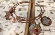 Enchanting 60th Anniversary Sleeping Beauty Bangle By Alex and Ani