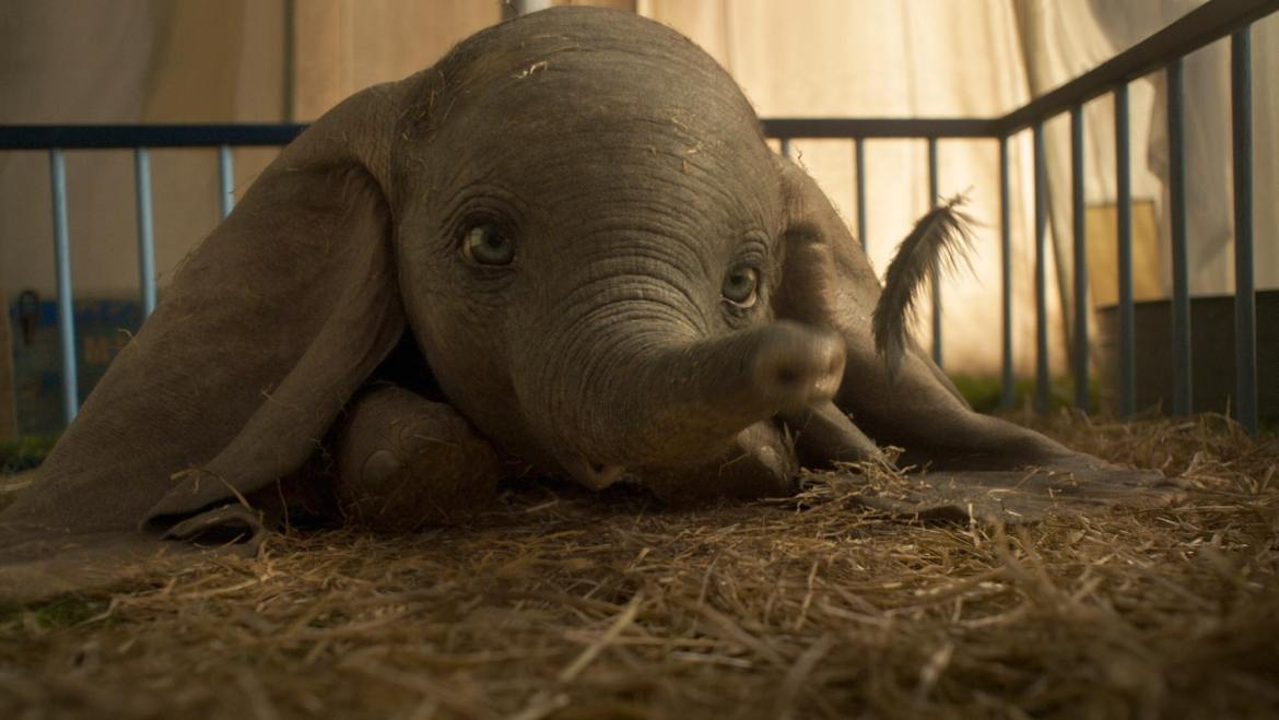 New Dumbo Trailer Shows More of Upcoming Film