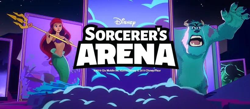 Glu and Disney Partner on New Mobile Game – Disney Sorcerer's Arena