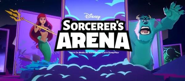 Glu and Disney Partner on New Mobile Game - Disney Sorcerer's Arena