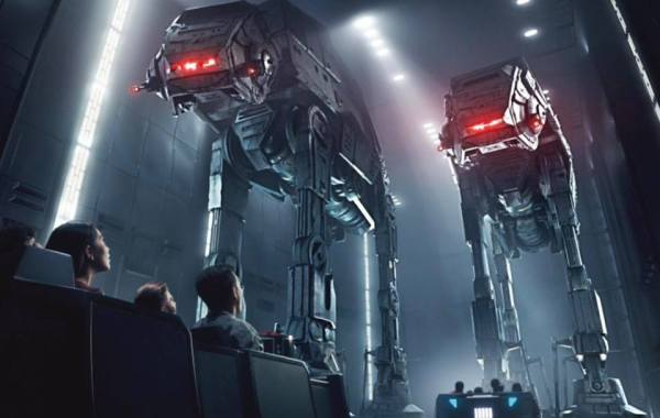 More information on the Rides & Attractions at Star Wars Galaxy's Edge 1