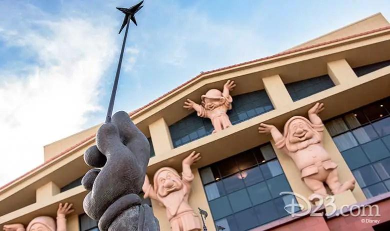 Celebrate D23's 10-Year FAN-niversary at The Walt Disney Studios