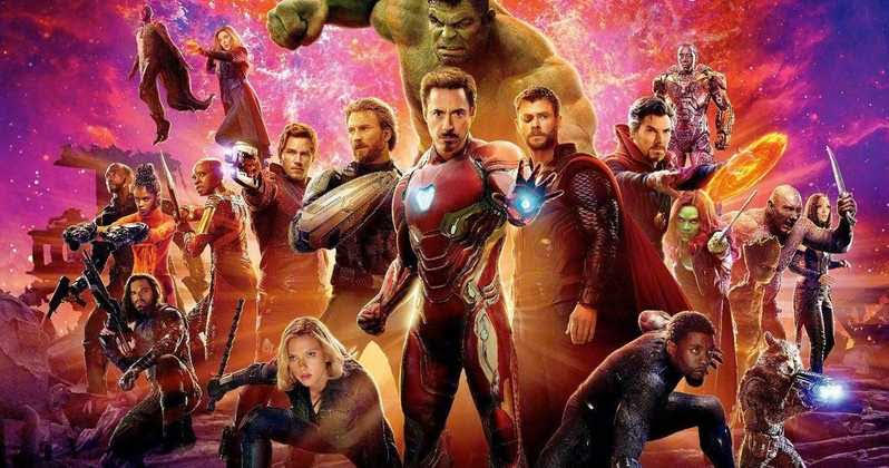Avengers: Endgame Clocking-In at a 3-Hour Run Time