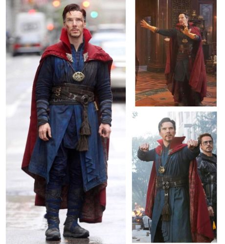 Insight on the Costume Evolution of the Marvel Cinematic Universe 14