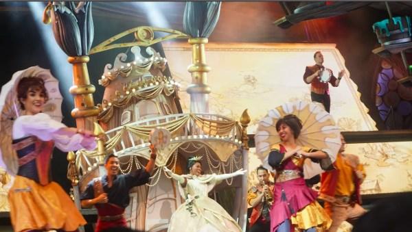 Mickey and the Magical Map Makes Magic at Disneyland 4