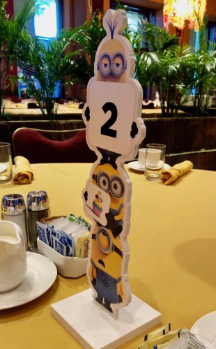 An Inside Look at the Despicable Me Character Breakfast at Universal Orlando 3