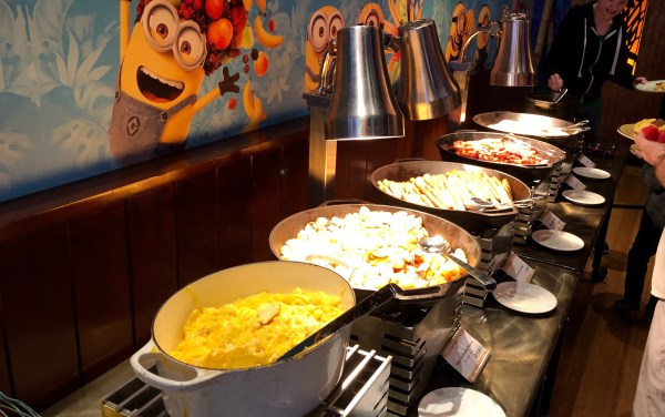 An Inside Look at the Despicable Me Character Breakfast at Universal Orlando 4