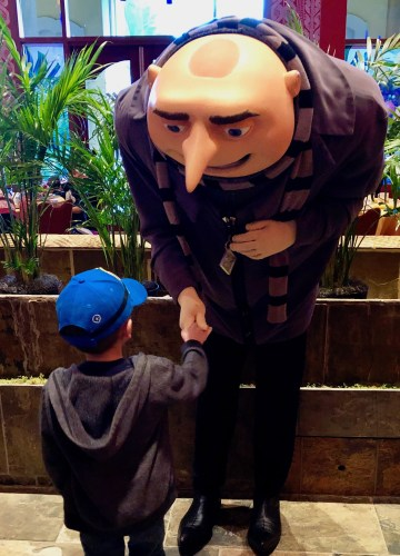 An Inside Look at the Despicable Me Character Breakfast at Universal Orlando 5
